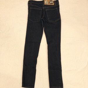 Cheap Monday Jeans - Cheap Monday Dark Wash Skinny Jeans